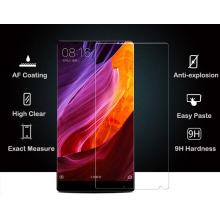 Alta Qualidade Preço Competitivo 2.5D borda Alta Transparente protetor de tela de vidro temperado para Xiaomi Mix