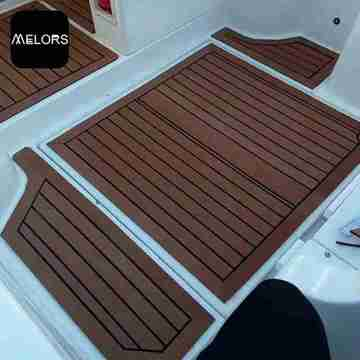 Esteira do iate high-density da folha do Decking do assoalho dos meloros