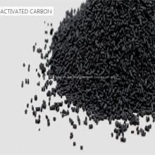El carbón activado purifica el fluido intravenoso y las inyecciones