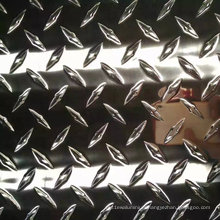 5052 Aluminium Diamond Patterned Tread Sheet