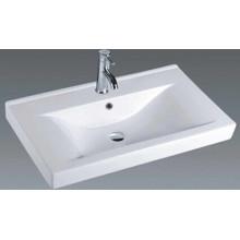 Прямоугольный ванной керамической тщеславия бассейна (9060C)