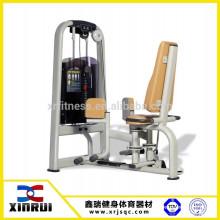 XR9911A Xinrui fábrica de equipos de gimnasio Sentado máquina de entrenamiento de muslo interno y externo