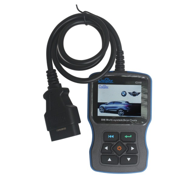 Free Update Online Creator C310 BMW Multi System Scan Tool