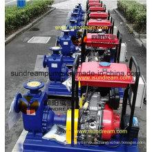 Tragbare Abfall- und Hochwasserpumpen