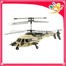 Produits de vente chaude Hélicoptère métallique de 3,5 canaux, hélicoptère modèle en alliage, jouets d'hélicoptère (338)