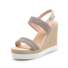женская обувь женщин модные каблуках клинья туфли на высоких каблуках