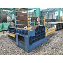 Máquina hidráulica de enfardamento de metal para ferro-alumínio e cobre