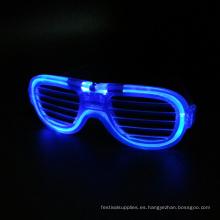 fiesta llevó gafas de luz