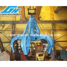 Excavatrice hydraulique Orangel Peel Grab