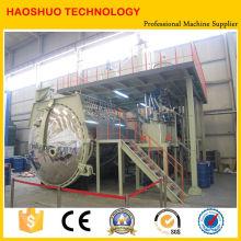 Equipo de formación de fundición al vacío de resina epoxi