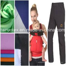 Taslon en nylon de 228t avec laiteux enduit pour des vêtements de pantalons