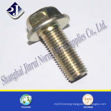 Galvanizing Hex Flange Bolt with Grade8.8