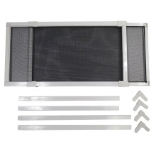 "China for Sliding Insect Screen Without Strip,Screen Mesh,Flyscreen Curtain Manufacturers and Suppliers in China Adjustable Insect Window Screen 10"" to 37"" supply to China Hong Kong Exporter"