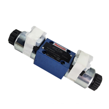 Válvula direcional de solenóide Rexroth 4WE série 4WE6E62 / EG24N9K4