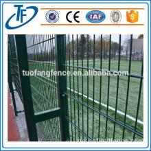 China Wire Mesh Zaun, Double Rod Zaun, geschweißte Wire Mesh Zaun ...