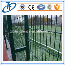 Low Price PVC Coated Steel Welded Wire Mesh Panel (China Manufacturer)