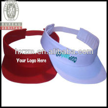 Make Your Own Fitted Sun Visor Hat