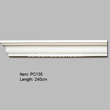 Polyuretan Small Crown Molding