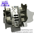 Aluminum Steering Block CNC Turning and Milling Service