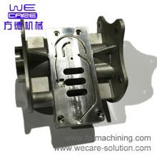 Servicio de torneado y fresado de CNC de aluminio