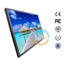 Flat screen slim 70 inch LCD monitor with full HD 1080p