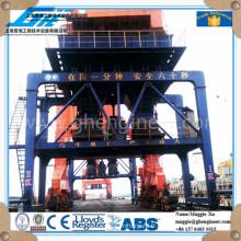 Matériel de manutention portuaire Tuyau mobile