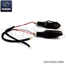 유선형 E 형 (P / N : ST02021-0004) 최고 순도의 순차적 LED 윙커