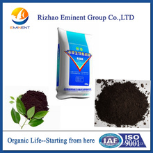 seaweed bio organic fertilizer with microorganism