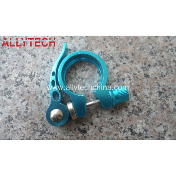 Plated Colorful Pipe Clamp for Bike