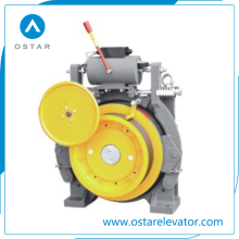380V, 220V Permanent Magnet Gearless Traction Motor, Elevator Parts (OS113-GTW8)