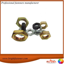 High Quality DIN439 Hex Jam Nuts