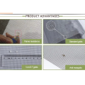 Plastic  Fiberglass Invisible Window Insect Screen