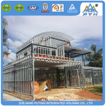 Пользовательские дома дизайн моды дома высокого качества модульной дом вилла из Китая