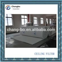 eu5 rolls auto & furniture paint booth filter