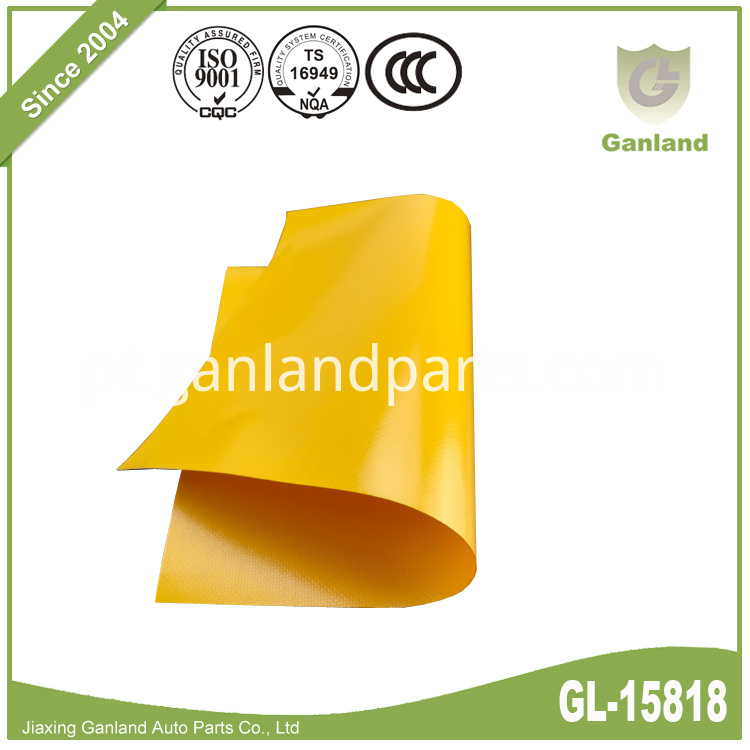 Acrylic Treatment PVC Tarpaulin GL-15818-3
