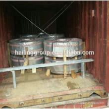 Bobina de acero galvanizado, bobina de acero galvanizada de alta calidad