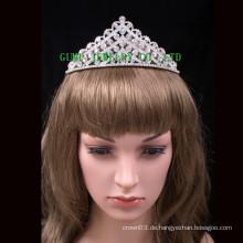 Glänzende Prinzessin tiaras Rhinestone Party Krone