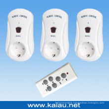 Germany Wireless Remote Control Socket (KA-GRS07)