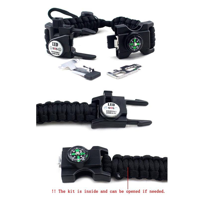 Paracord Bracelet Multi Function