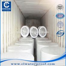 Reinforced polyester mat for APP/SBS Waterproofing Membrane