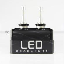 Маленькая фара СИД Carlamp Электрический Т5 лампы Н10 4200LM 6000K с Турбо вентилятор