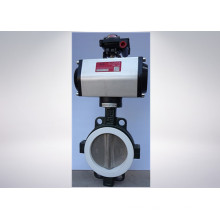 Split Body Lug Type Butterfly Valve