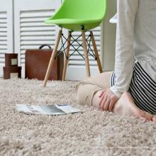 Tapis imperméable à l'eau tapis lavables en caoutchouc
