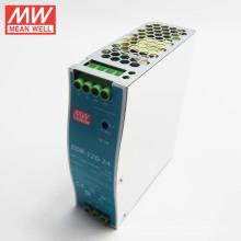 MW EDR-120-24 types de rail DIN de compteur d'énergie numérique ET boîtier de PLC plc de rail