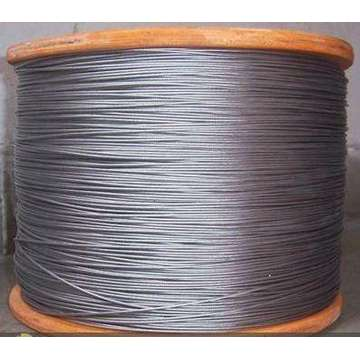 1x9 7x19 1x19 7x7 Cable Wire Rope