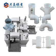 Pvc / Pp / Ppr / Pe / Ppsu Pivotant le tuyau d'injection de PVC faisant le prix de moule