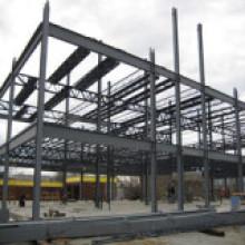 ISO Certificate Industry Construction Steel Work Building