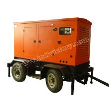 20kVA~250kVA Soundproof Tralier Mobile Generator with CE/ISO/CIQ