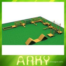 Formation de terrain de jeux pour enfants en plein air à vendre