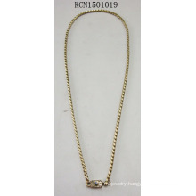 Wholesale Dubai Gold Necklace with Metal